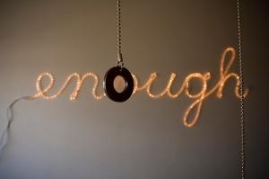 enough-1