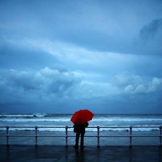 sea-rain