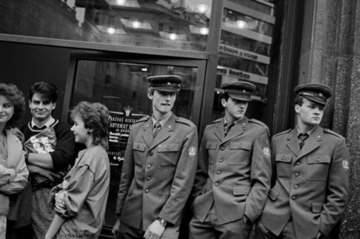 Πράγα 1986