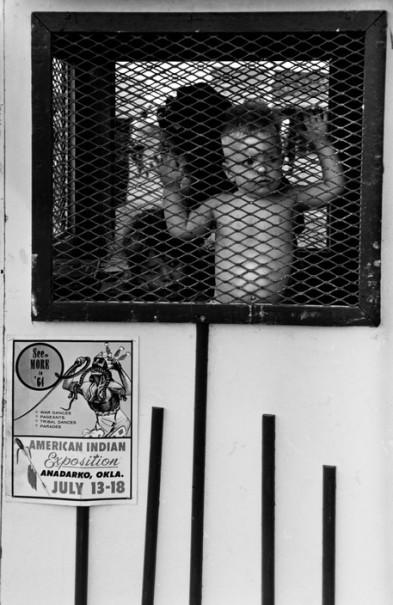 USA. Oklahoma. Anadarko. 1964. State fair.